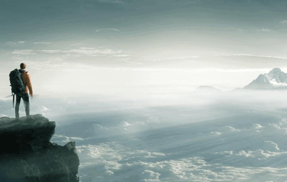 Metas en la vida de un montañista