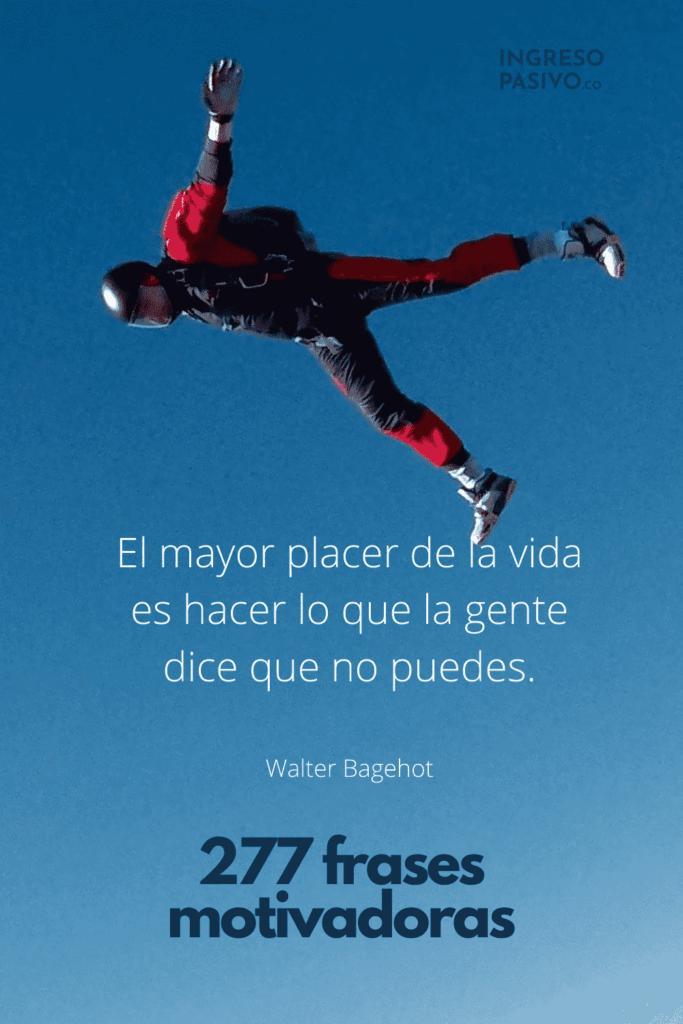 Skydiving frases motivadoras