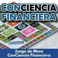 ConCiencia Financiera - juego de mesa