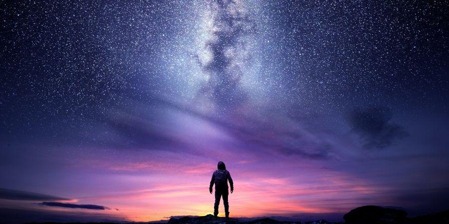 Definir las metas es como hacer mercado en el universo